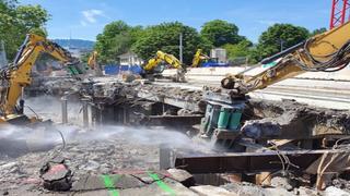 Besichtigung Ersatz-Neubau Bederbrücke