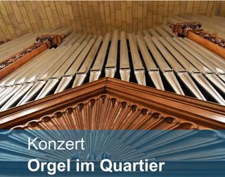 22. September 2018: Orgelkonzert in der Kirche Enge