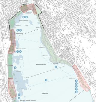 Strengere Auflagen für Anlässe am Seebecken