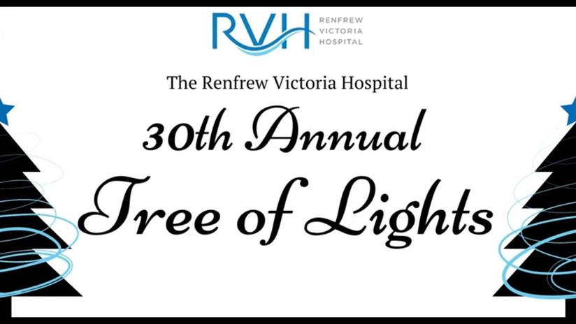 RVH Virtual Tree Of Lights