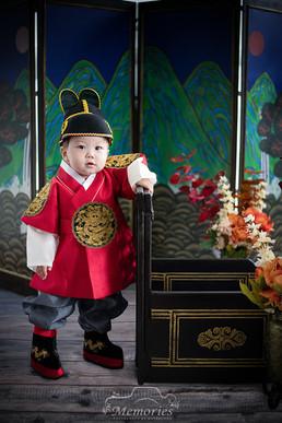 King Hanbok