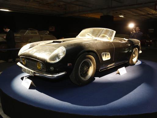 La collection d'automobiles Baillon vendue pour 25,15 millions d'euros !
