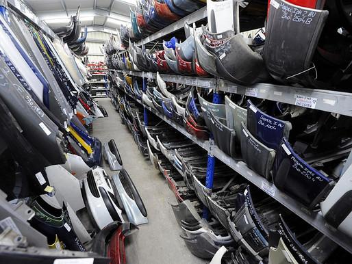 Garagistes : des pièces d'occasion doivent être proposées pour la réparation du véhicule