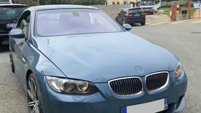 Transformation et réparation pare-chocs BMW