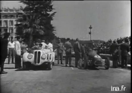 Nice aussi a eu en son temps son Grand Prix automobile...