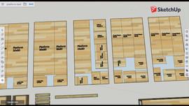 Bed Frame Diagram
