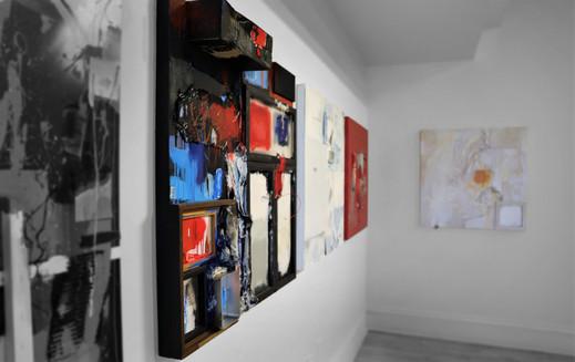 Niq Thomas Exhibit at CSPS Hall