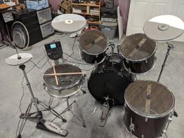 Electronic Drum Conversion