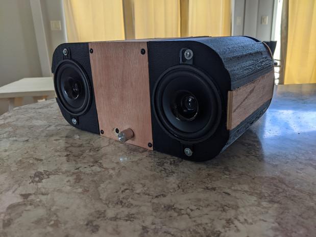Mixed Media Sound System