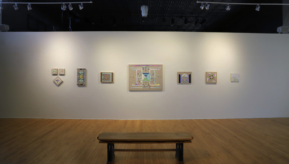 Suzanne Wright Exhibit at CSPS Hall
