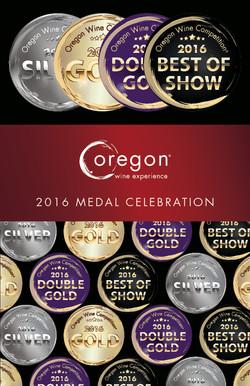 2016 OWE Medal Celebration Booklet Cover