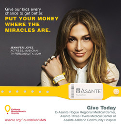 CMNH Ad Banner for OWE - JLo