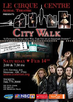 City Walk Ad