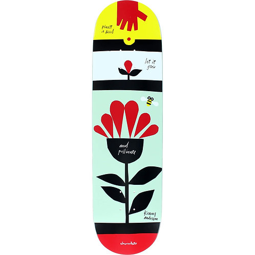 """CHOCOLATE ANDERSON DECK 8.5"""""""