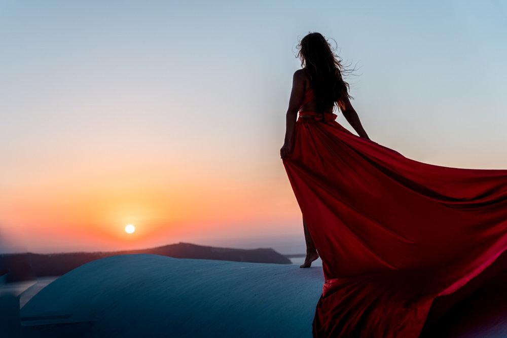 Long Dress Photography