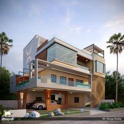 Ranga Reddy Residence