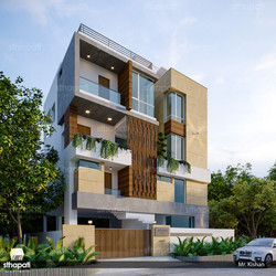 Kishan Raghupathi Reddy Residence
