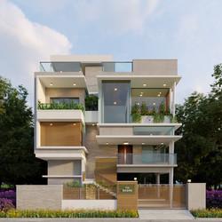Raghu Residence