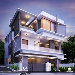 Dayakar Reddy Residence