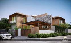 Akula Srinivas Residence