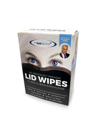 LID-Wipes - the eye doctor