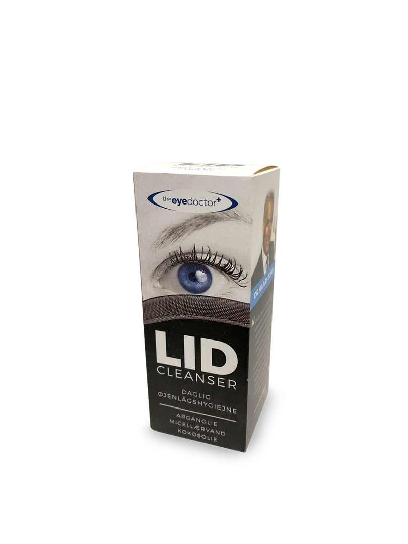 LID-Cleanser - The Eye Doctor