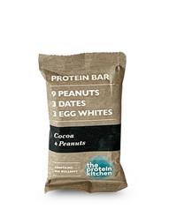 The Protein Kitchen Bar Cocoa Peanuts