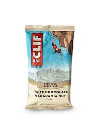 Clif Bar Whitechocolate