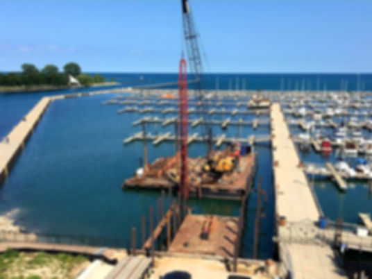 Building on the Marina