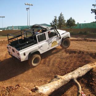 Ibiza Jeep Offroad