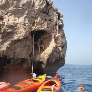 Ibiza Kayak Tour