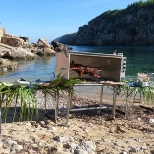 Ibiza Beach BBQ