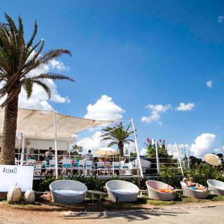 Ibiza Beach Lunch