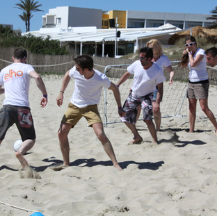 Ibiza Beach Soccer