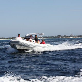 Ibiza Speedboat
