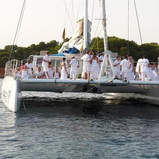 Ibiza Catamaran Cruise