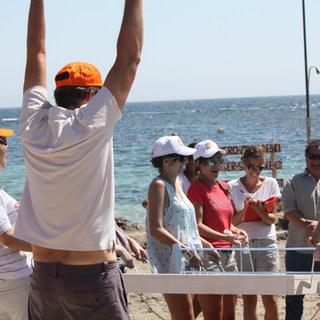Ibiza Beach Table Tennis