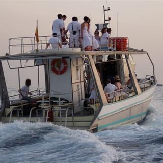 Ibiza Cruise Boat