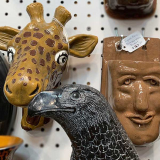 Masks and Figurines