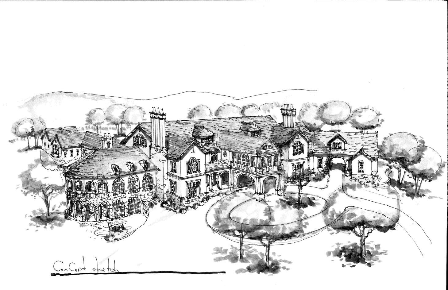 Westlake Concept Sketch