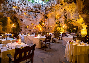 Ali Barbour's Cave Restaurant