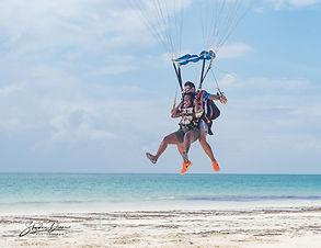 1 Tandem Skydive