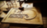 A Cutting Board