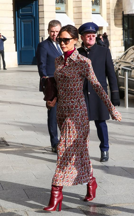 Masterclass: a brilliant style trick from Victoria Beckham