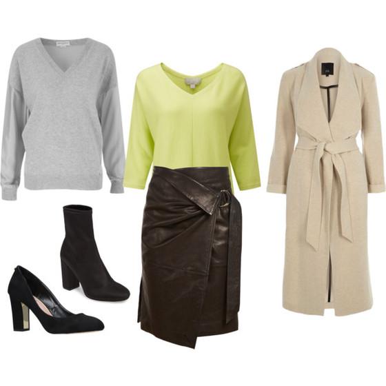 Tips for shorter legs: 5+1 spring style uniforms that flatter