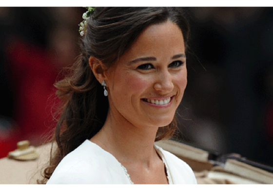Case study: Pippa Middleton