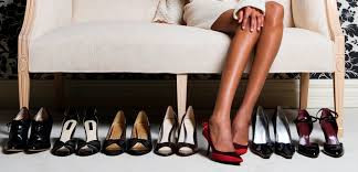 Wardrobe approaches: the truth about women and shoes
