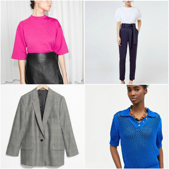 Inspiration: 8 great new season items to see winter off in