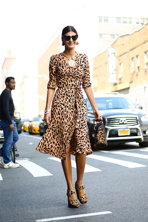 Masterclass: how to own leopard print