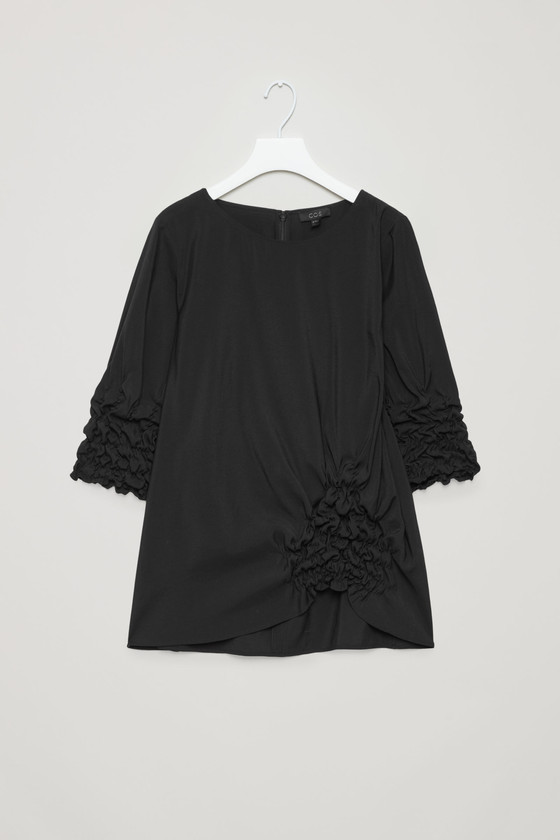 Star find: Cos gathered top